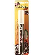 Uchida 483-C-0 Chisel Tip Bistro Chalk Marker, White