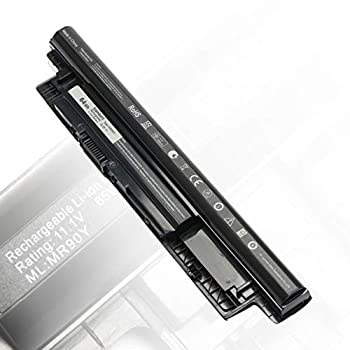 MR90Y Battery 11.1V 65WH New Laptop Battery XCMRD Replacement for Dell Inspiron 17R 5737 5721 17 5748 3721 15R 5537 5521 14R 5437 14 7447 3421 Dell Latitude 3540 3440 Spare P/N 0MF69 6HY59 XRDW2