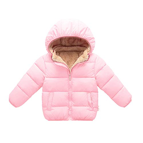 Toddler Baby Hooded Down Jacket ...