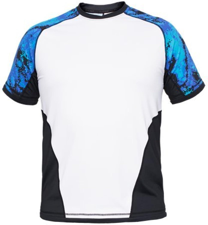 BARE Men's Short Sleeve Watershirt (2X-Large, Camouflage)