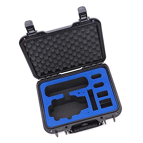 MagiDeal Estuche portátil Resistente al Agua de EVA con Carcasa rígida de Viaje Compatible con FIMI X8 Mini Drone,