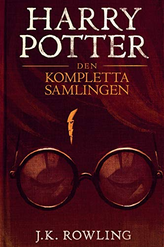 Harry Potter: Den Kompletta Samlingen (1-7) (Swedish Edition)