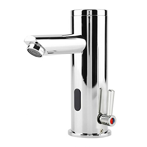 Sensor de infrarrojos Faucet Grifo de cierre automático sin contacto Ahorro de...