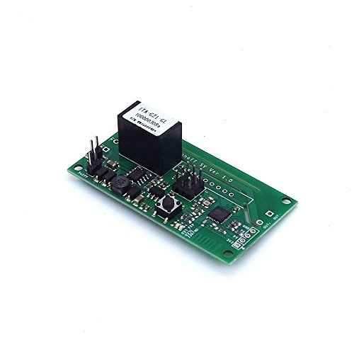 Aihasd Sonoff SV Voltaje Seguro Control App Conmutador inalámbrico WiFi Módulo de casa Inteligente Apoyo Desarrollo Secundario