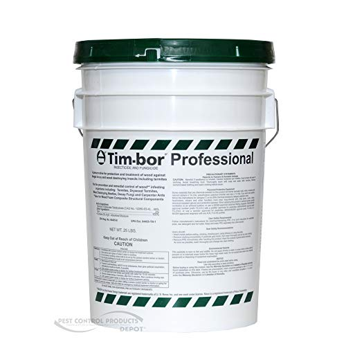 Nisus Tim-BOR Insecticide and Fungicide 25 Pound Pail 657859
