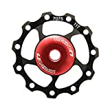 Sunrace Rear Derailleur Pulley Sp880 11T Aly/Ceramic Bearing