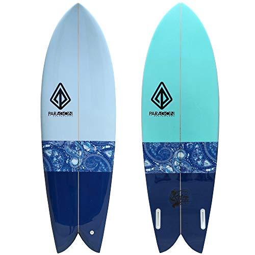 Paragon 6'0 Retro Fish Surfboard