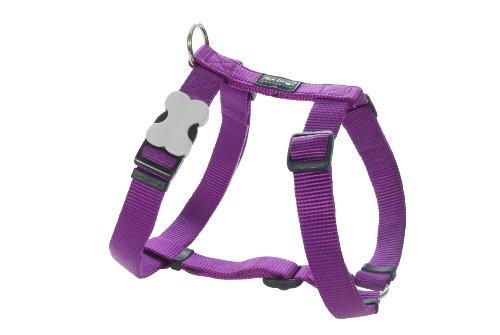 Harnais Red Dingo Purple XLarge - Tour de poitrail : 71 - 113 cm