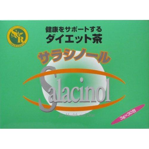 ジャパンヘルス サラシノール ダイエット茶 サラシア茶 3g×30包