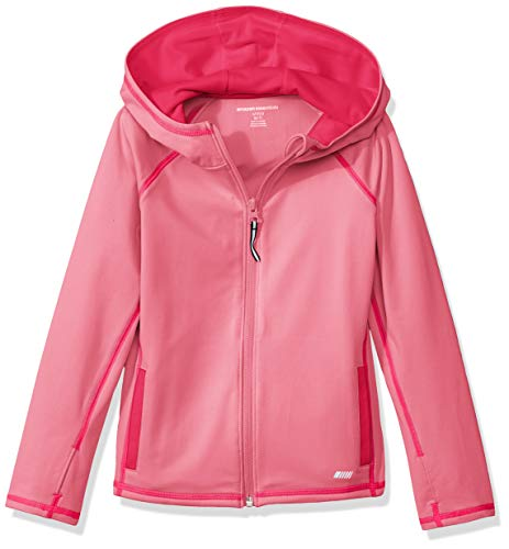 Amazon Essentials - Chaqueta deportiva con cremallera comple