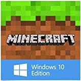 Minecraft Windows 10 Edition PC CD KEY/Digital Download Code No CD/DVD/Box. Code will be mailed to the buyer.The product code can be redeemed on Microsoft Store App Operating System Required: Windows 10. Worlds/Saves from the Java PC/Mac version of M...
