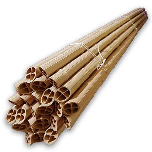 CANNA IN PLASTICA rinforzata ExtraResistente cm. 240 per Agricoltura ( 25 pezzi)