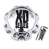 xd series chrome - KMC XD Series 1079L170 Chrome Center Cap