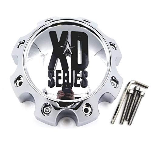 KMC XD Series 1079L170 Chrome Center Cap