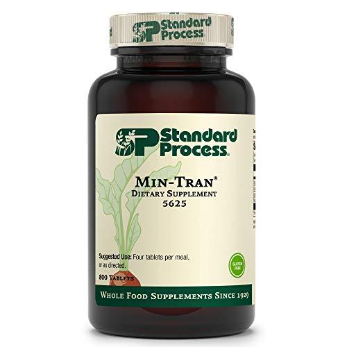 Standard Process - Min-Tran - 800 Tablets