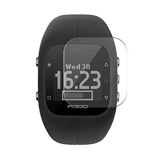 Vaxson 3 Stück Schutzfolie, kompatibel mit Polar A300 Smartwatch Hybrid Watch, Bildschirmschutzfolie TPU Folie Displayschutz [nicht Panzerglas Hülle Hülle ]