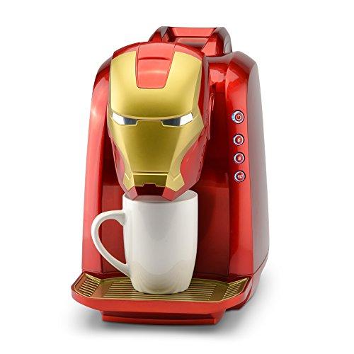cafetera hierro fabricante Marvel