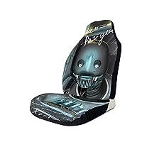 スターウォーズ カーシートカバー インテリアマット クッションパッド 付属品 スーパーソフト 車両シートデコレーションプロテクターカバーバッグバンフィットほとんどの車セダンSuv(1個セット)