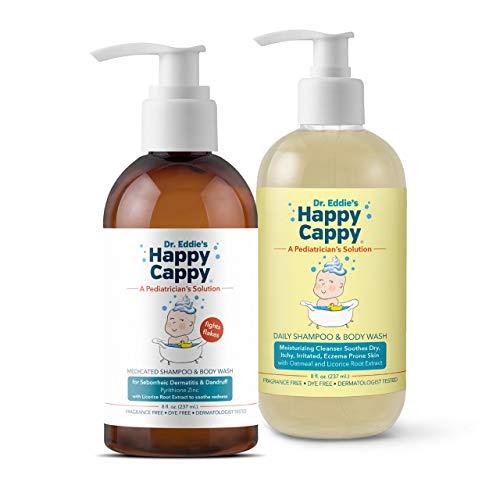 Happy Cappy Shampoo Bundle