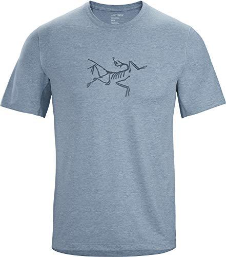 Arcteryx Herren Cormac Logo T-Shirt, aeroscene, L