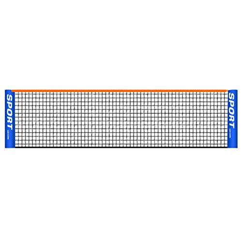 SDFLKAE Red de bádminton portátil de repuesto para deportes de interior y exterior (3,1 m)