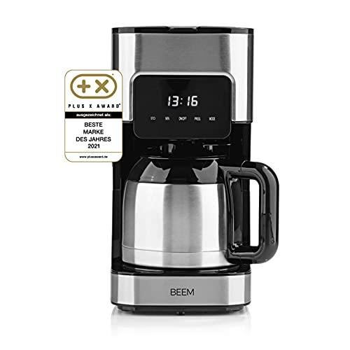 BEEM 02442 Macchina da caffè in acciaio inox Fresh-Aroma-Touch