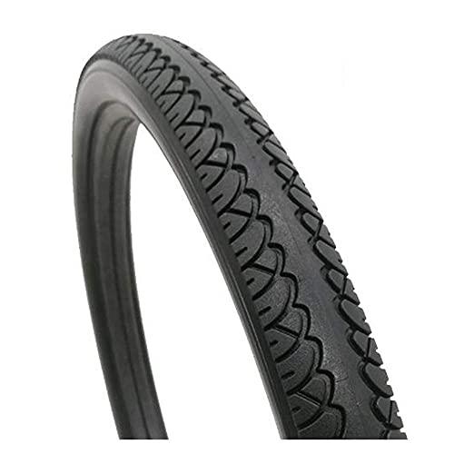 JQCHY Neumáticos de Bicicleta, neumáticos sólidos microporosos a Prueba de explosión 20X1.75, PU sin Aire, Resistente al Desgaste, Antideslizante y a Prueba de pinchazos, Adecuado para sillas de Rue