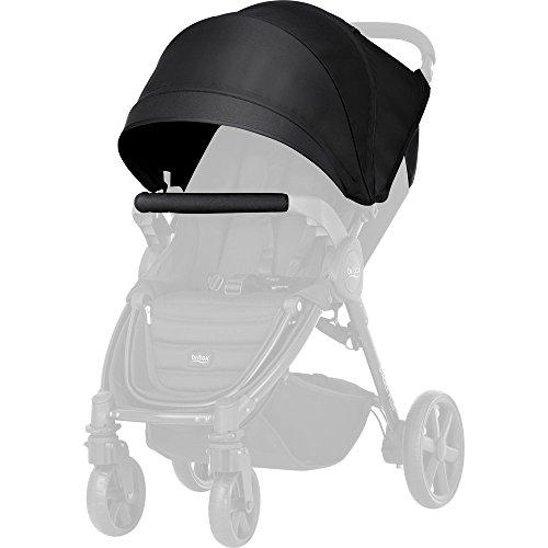 Britax B-Agile/B-Motion - Pack de accesorio para silla de coche, Negro oscuro (Cosmos black)