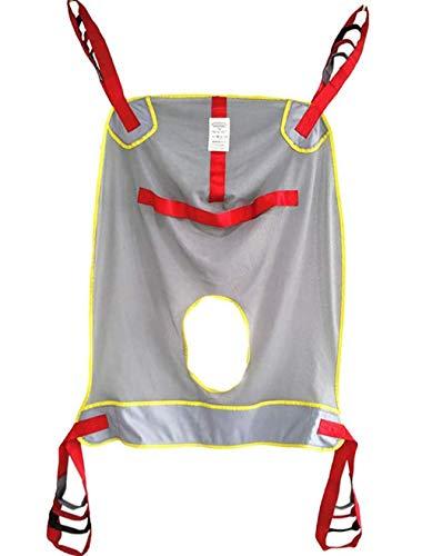 HPDOM Patientenlifter Lifting Transfergürtel Ganzkörpergurt,Das Den Rollstuhlgurt Schiebt, Für Stuhl, Bett, Auf Und Ab Bett - Behindertengerechtes Versorgungsmaterial