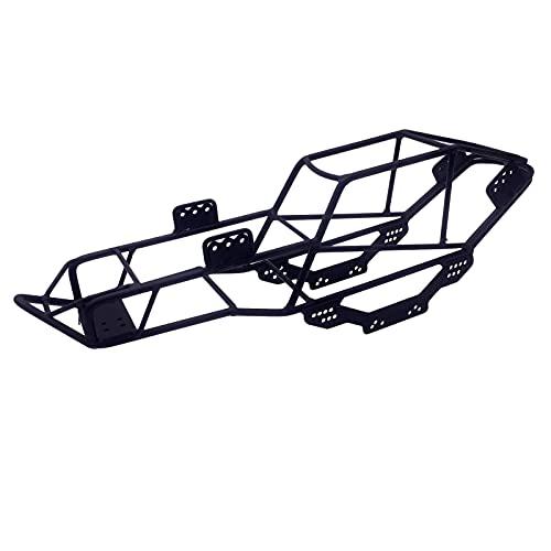 dailymall RC Roll Cage Chasis Marco para SCX10 1/10 Camión Coche DIY Modificado