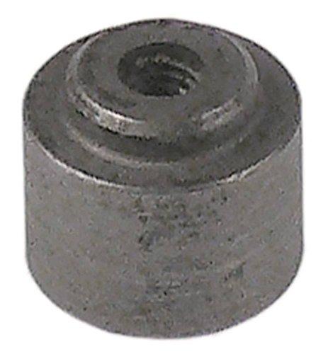 Kolben für Espressomaschine für Dampf-/Wasserhahn Länge 11mm ø 13mm M4 M4