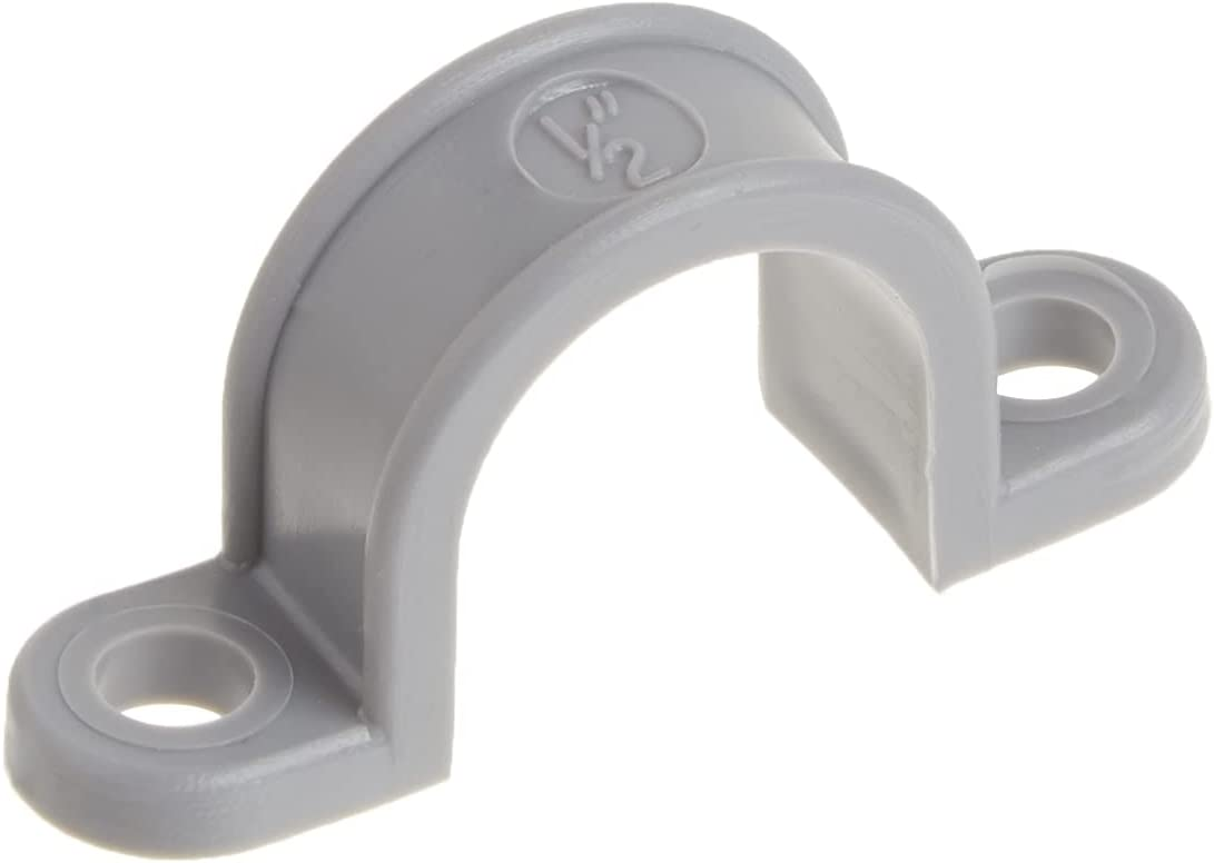 Gardner Bender GCC-120 1 2-Inch Two 2 Straps Reservation Grey Hole Plastic All stores are sold
