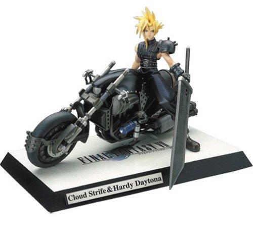 Final Fantasy VII 7 Estatua 1/8 Resina ColdCast Cloud Hardy Daytona