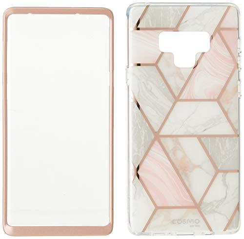 i-Blason Cosmo Full-Body Bumper Protective Case for Galaxy Note 9 2018 Release, Marble