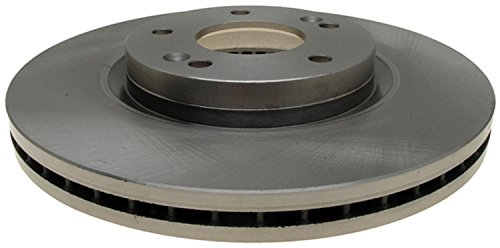 ACDelco Silver 18A2737A Front Disc Brake Rotor