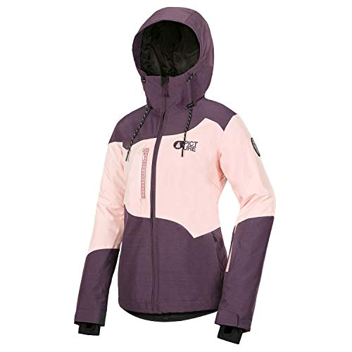 Picture Weekend Jacket WVT127 Damen-Snowboardjacke Purple Gr. M