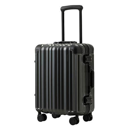 [リカルド]RICARDO Aileron Vault 19-inch Spinner INTL Carry-On Suitcase スーツケース 機内持ち込み 37L AIV-19-4WB Gunmetal