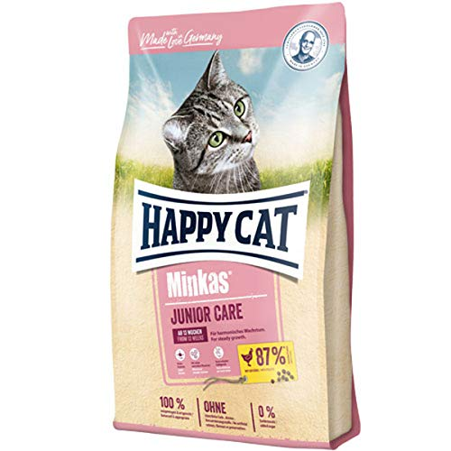 Happy Cat Minkas Junior Care Geflügel, 10 kg