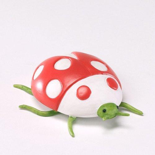 Home Grown from Enesco Mini Radish Ladybug Figurine