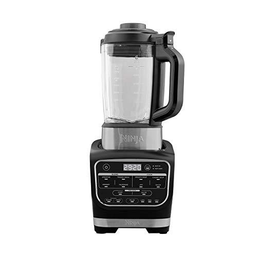 Ninja Soup Maker and Blender [HB150UK] Glass Jug, 1000 W, Black