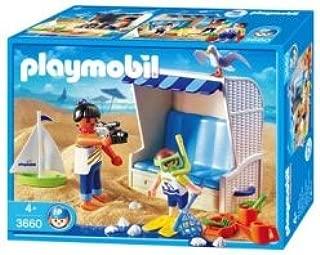 Playmobil Sillon De Playa: Amazon.es: Juguetes y juegos