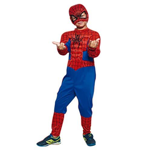 Disfraz Superhéroe Spider (10-12 años) (+ Tallas) Carnaval Superhéroes Nueva GENERACION