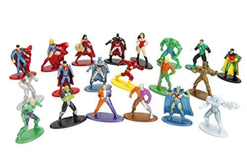 Jada Pack 20 Figuras DC Comics, Multicolor (0801310844090) 3