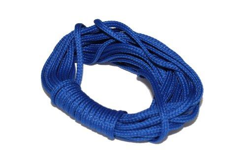 dalipo 33001 - Kordeln, Schnur 2mm, blau