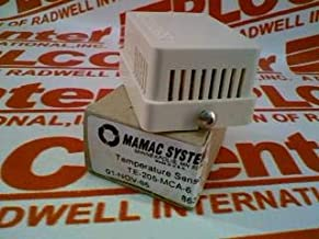 mamac systems temperature sensor