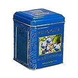 Wild Blueberry Black Tea by Metropolitan 24 Bags in Decorative Tin