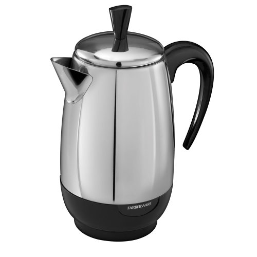 12 cup ss electric percolator - 9