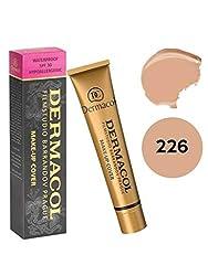 Ofertas Tienda de maquillaje: TOTAL COBERTURA - Aplique esta base de camuflaje como corrector para los ojos, para manchas en la piel, granos, cicatrices, acné, imperfecciones o incluso un tatuaje PARA TODO EL DÍA - ¡Quiere un maquillaje de cobertura que dure! Con nuestra fórmula ...