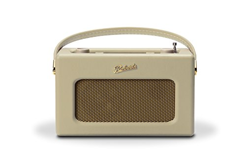 Roberts Revival RD70 DAB+ Retro Digitalradio mit Bluetooth Pastel Cream
