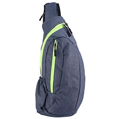 Alomejor Borstgordel rugzak borstband duurzame nylon schoudertas voor absoluut camping in de buitenlucht